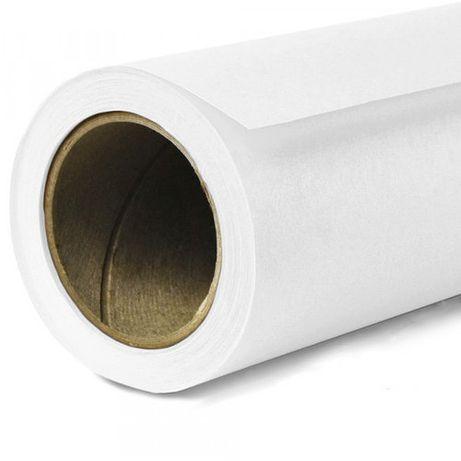 Фон бумажный белый в рулоне Super White, м 2.72, BD 10М