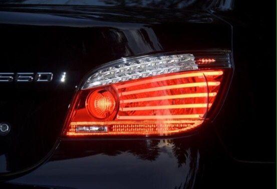 БМВ Е60 стпове М фейслифт ляв М5 десен стоп BMW E60 LCI M5 оригинал ЛЦ