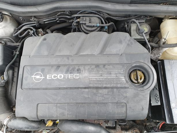 Motor Opel Astra H 1.9 cdti cod z19dth