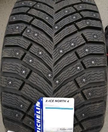 Michelin X-Ice North 4 Размер 235/45/18