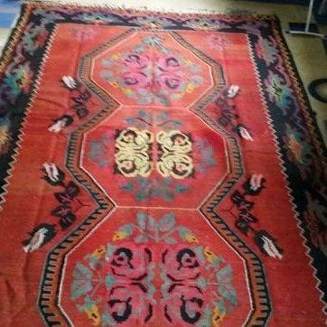 Продам ковёр ручной работы