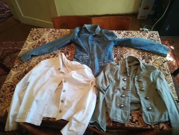 Дамски сака, ризи и якета