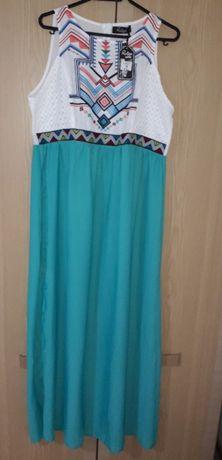 rochie noua cu eticheta marimea 2xl , 46-48