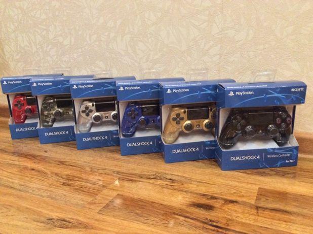 Геймпад Джостик Джойстик PS4 PlayStation 4 DualShock 4 V2 Дуалшок 4