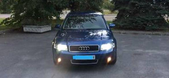 Audi A4 1. 9 131 HP на части