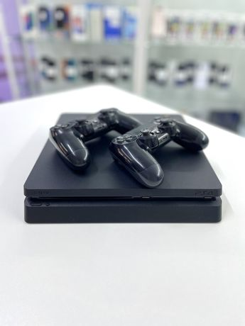 PS4 Slim, плэйстейшн, игры, приставки