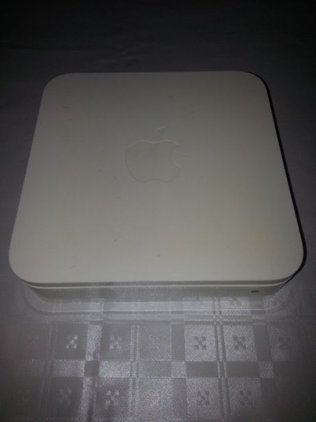 Router Apple Airport extreme base station a1143 2nd gen