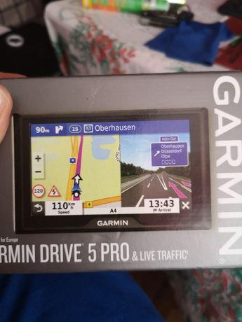 Navigatie GPS Garmin drive 5 pro
