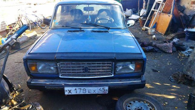 Продам ВАЗ2107 на ходу