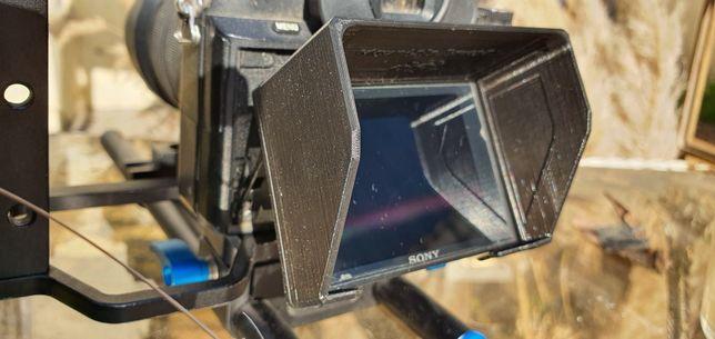 Parasolar display sony A7 A7 II III A7S