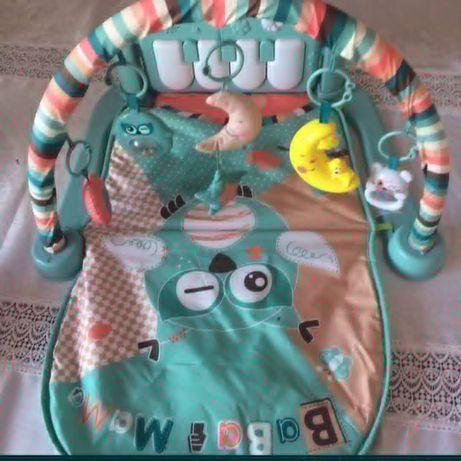 Развивающие детские коврик