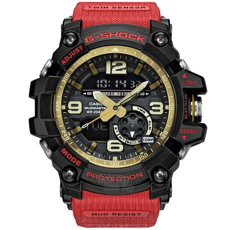 Ceas Sport Casio G Shock GG 1000-GB -4A,-MUDMASTER, ORIGINAL 100%