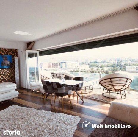 Apartament mobilat utilat 70mp, garaj si boxa Iulius Mall, Viva City