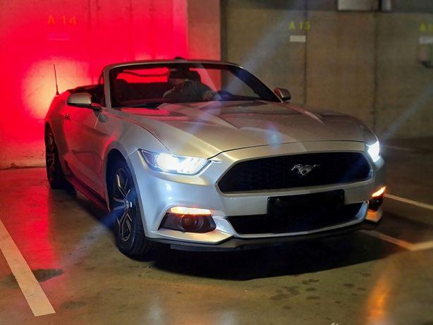 Ford Mustang inchirieri auto Premium Oradea - rent a car - Porche Audi