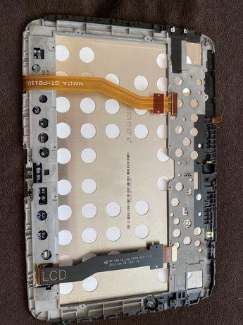 таблет Samsung GT-P8110 на части