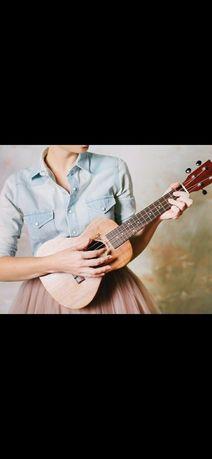 Научу играть на укулеле
