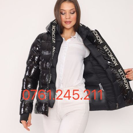 Geaca Moncler dama model W2020 made in Romania