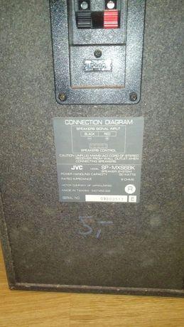 Boxa JVC 50w SP-MXS6BK.