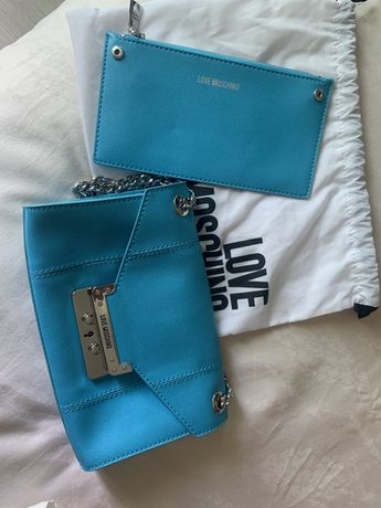 Оригинална чанта Love Moschino