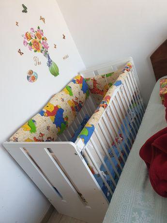 Pătuț complet pentru copii patut copil bebe pat