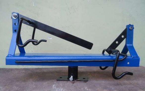 Разпъвачка/екстрактор механична за автомобилни гуми.