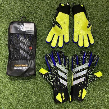 Вратарские перчатки Adidas Predator PRO 21 в Алматы