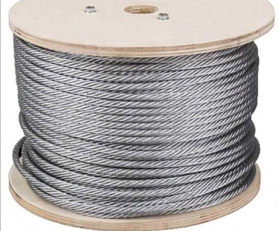 Cablu oțel forestier 16 mm