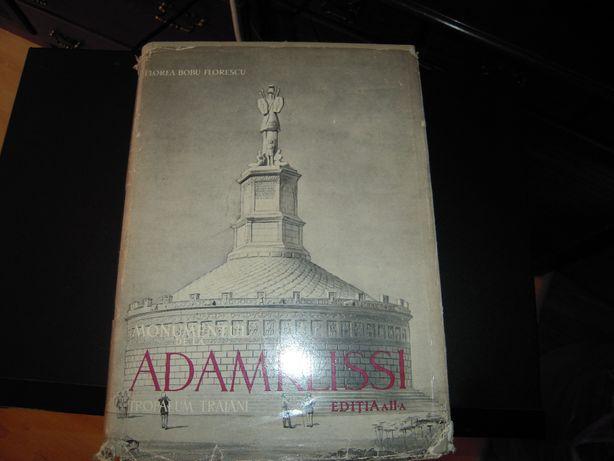 Carte: Monumentul de la Adamklissi (Tropalum Traiani)-B Florescu, 1961