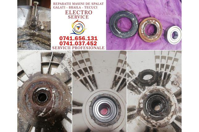 Reparatii masini de spalat și în afara localității Galați la domiciliu