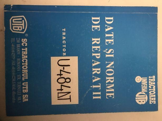 manual reparatii tractor UTB U 484 DT