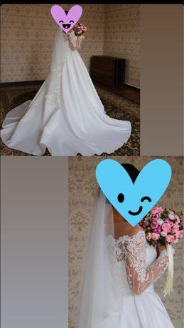 Продается свадебное платье!