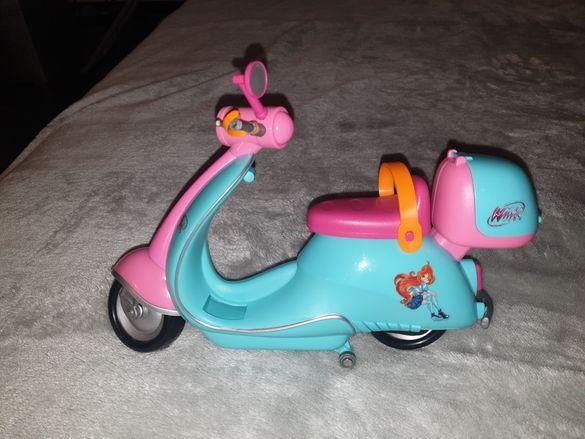 Мотор на Winks с батерии за кукли