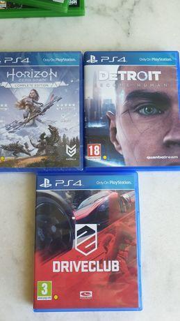 Super 3 jocuri Exclusive Playstatin 4 și 5