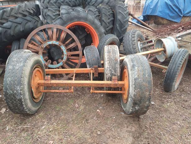 Axe pentru remorci tractor