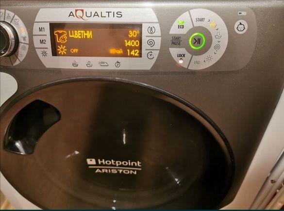 Пералня със сушилня Hotpoint Ariston AQD970D 49 EU/B
