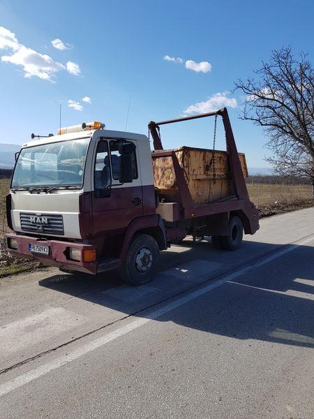 Контейнери за битови и строителни отпадъци гр. Пловдив - image 1