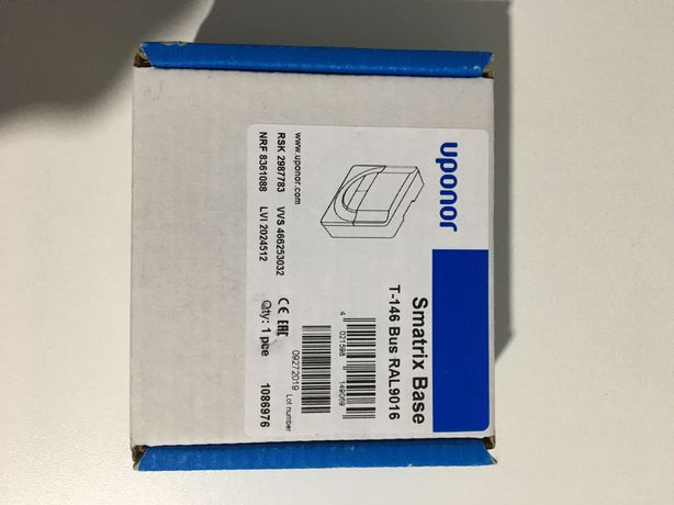 Termostat Uponor T 146