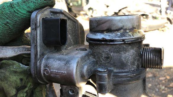 Дроселова клапа бмв е60, х5, е65/bmw e60, x5, e65 дизел