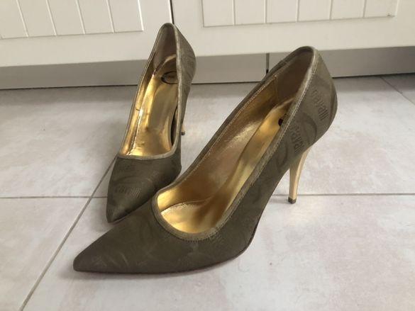 Обувки на ток Just Cavalli