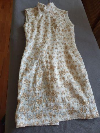 костюм платье+жакет