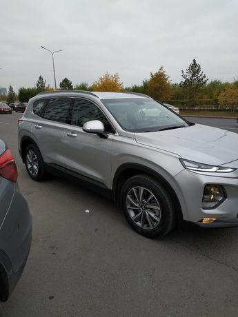 Продам Hyundai SantaFe 2020г.в 14.5мил.тенге
