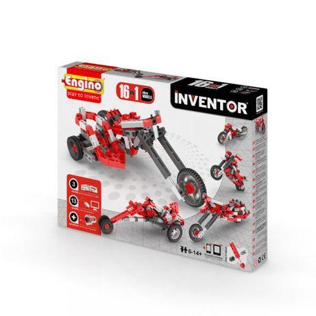 Joc set piese lego, Inventor