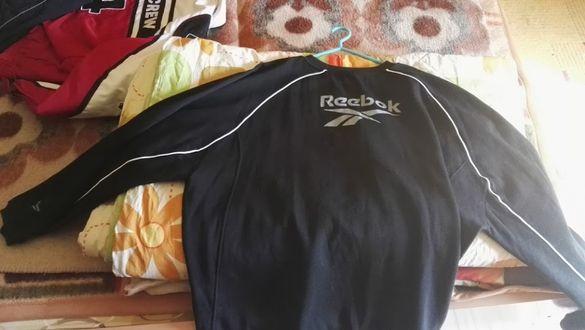 Мъжка блуза Reebok Оригинал 3-4 XXL Голяма