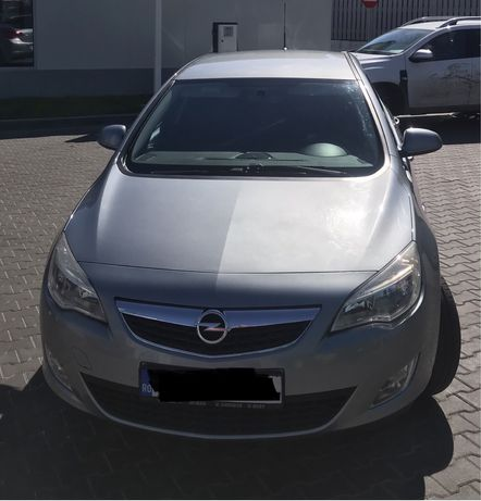 Opel Astra J +GPL