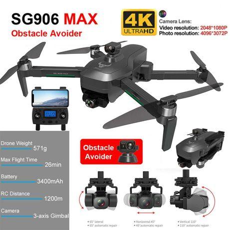 Дрон SG906 MAX Beast 3 с GPS, 1,2 км обхват и 25 мин. полет