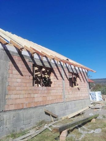 Reparatii acoperis montaj acoperis
