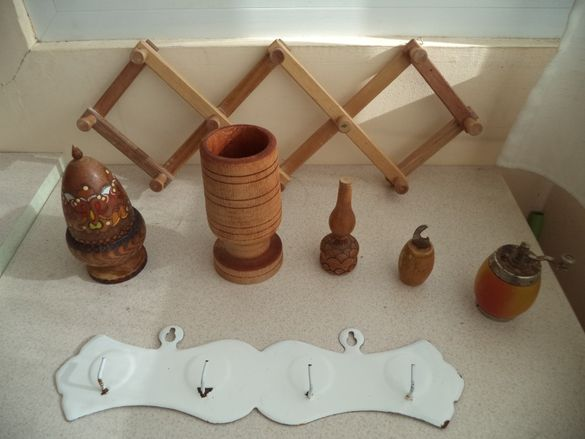 Предмети за декорация и бита