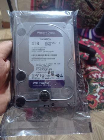 Жёсткий диск 4тб