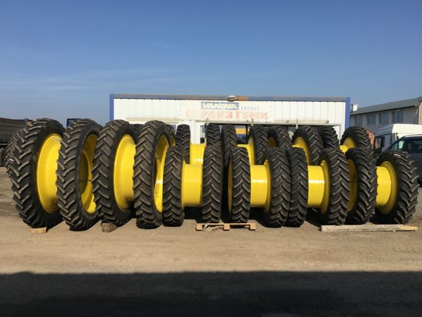 Roti inguste, tehnologice noi pentru orice tip/model de tractor