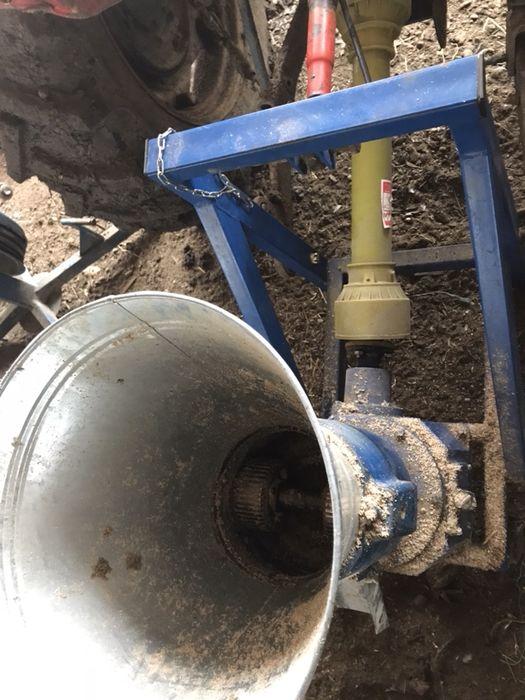 Presă peleti dupa tractor Leleasca - imagine 1